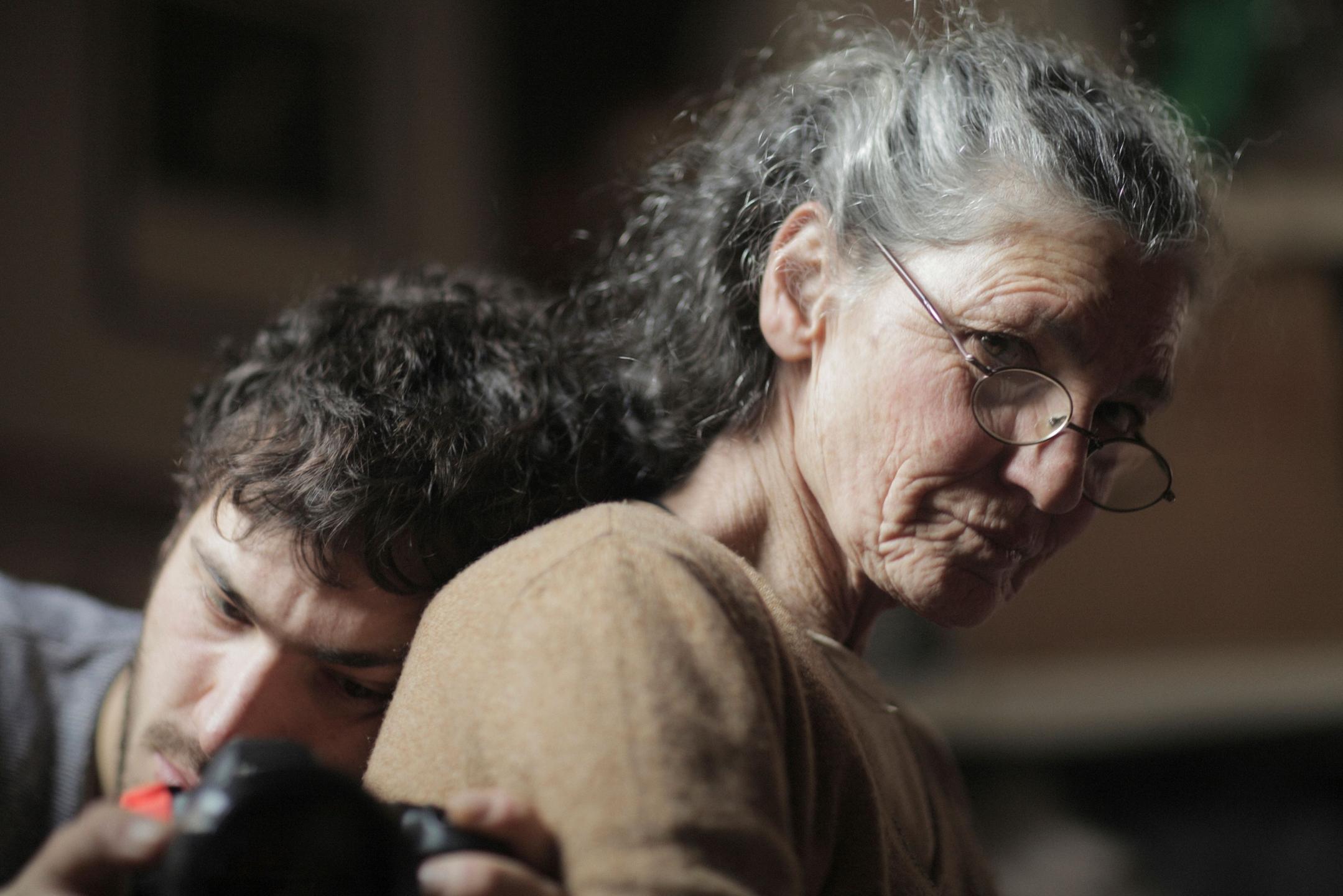 Foto Film La Scomparsa Figlio Madr