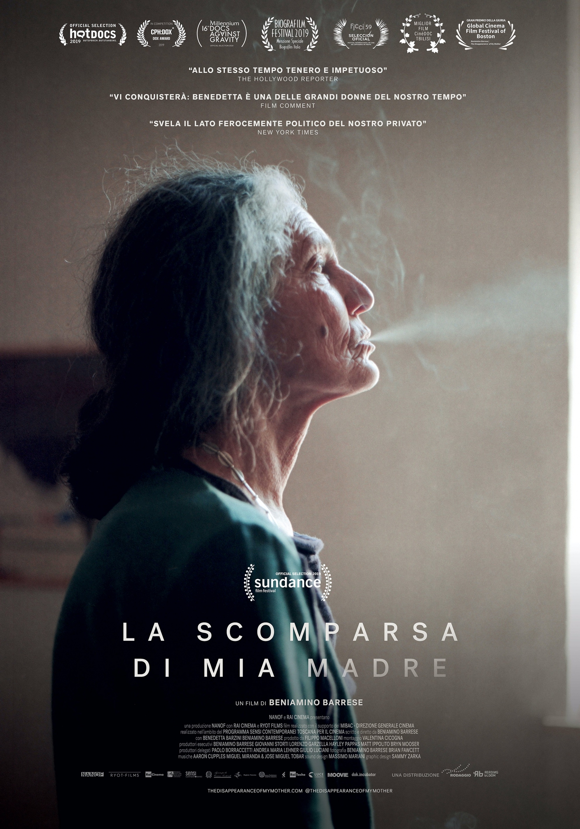 Poster La Scomparsa Di Mia Madre Ita Lq Def