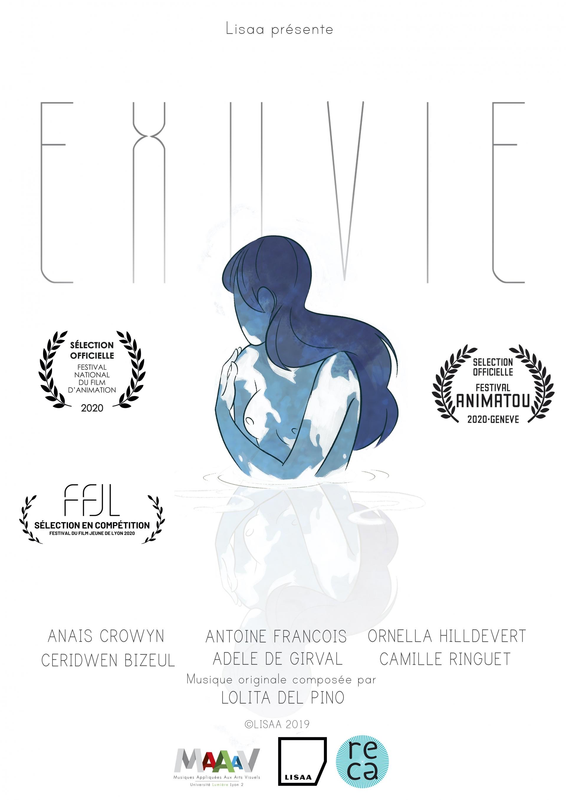 Poster Exuvie Affiche