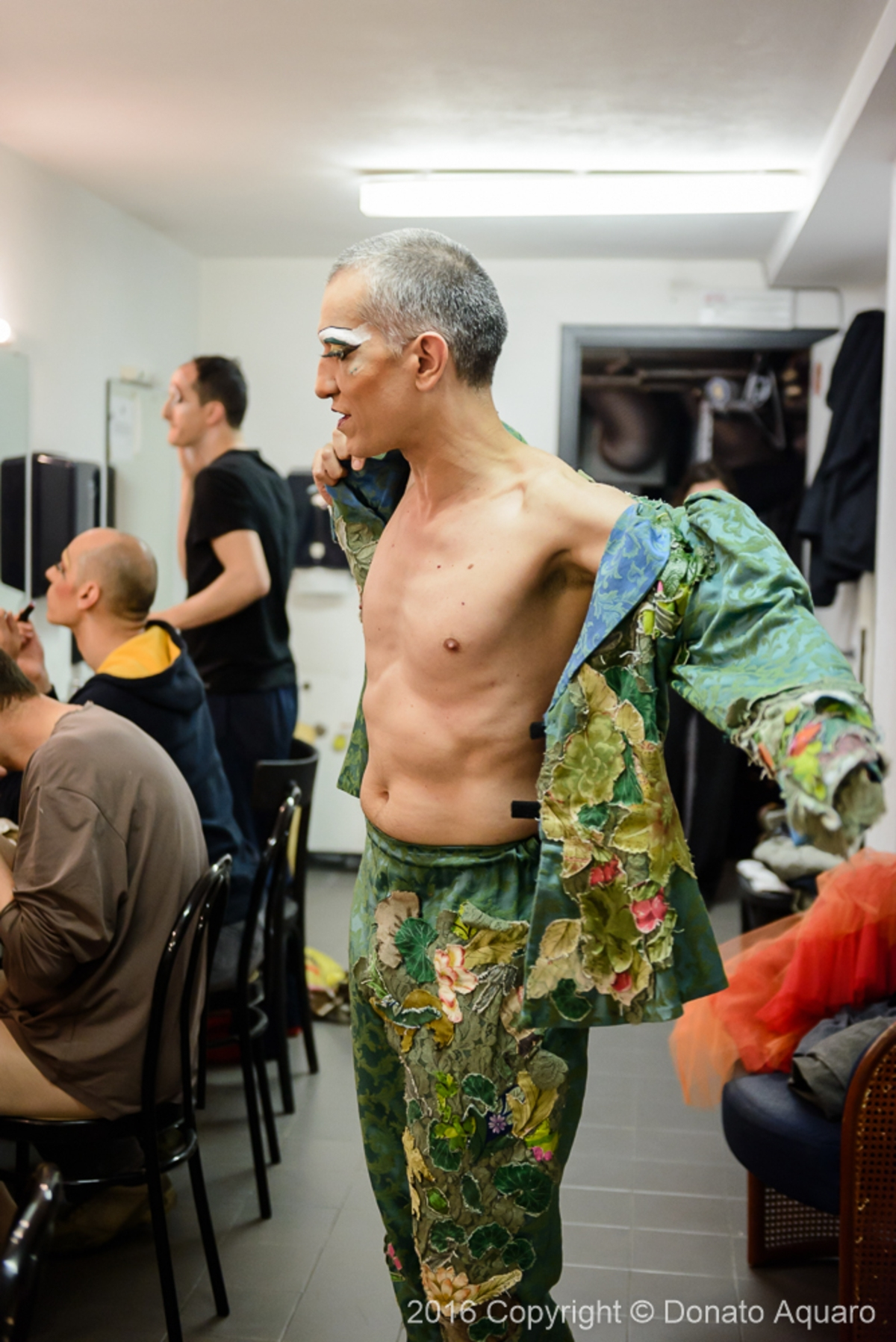 Backstage Teatro Della Tosse Ge Maggio 16 Ph Donato Acquaro 4 2020 01 16 18 17 22 Utc