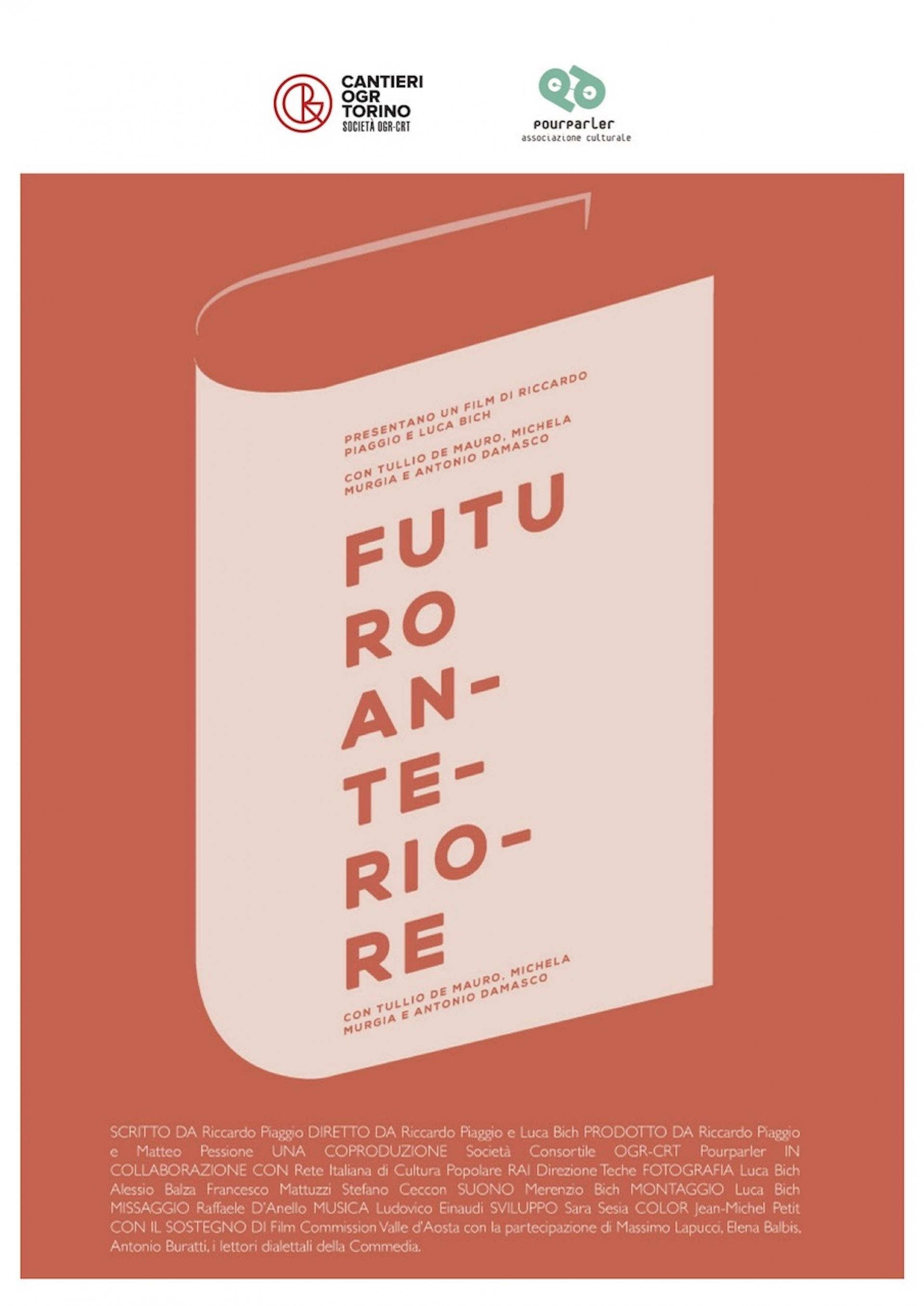 Futuro Anteriore Locandina1