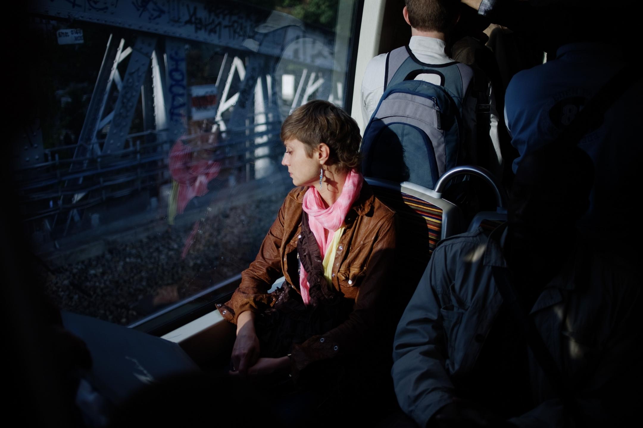 Prospekt Photographers Cha Gonzalez The Passenger PARIS