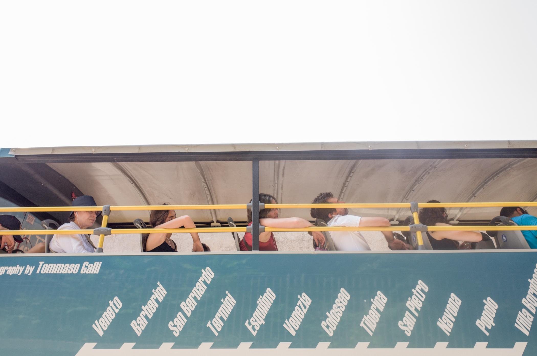 Prospekt Photographers The Passenger ROMA