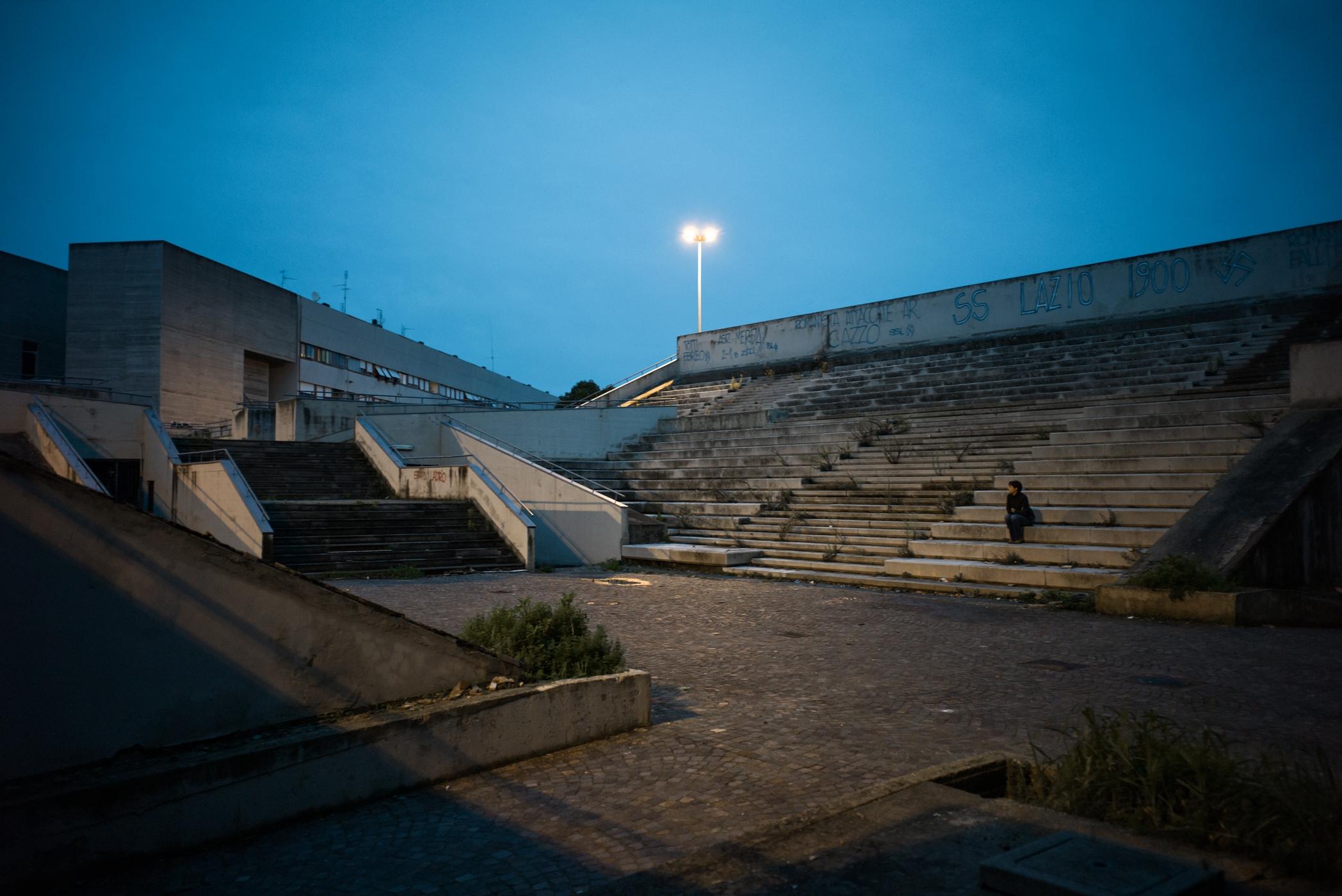 The Passenger ROMA Andrea Boccalini Prospekt Photographers